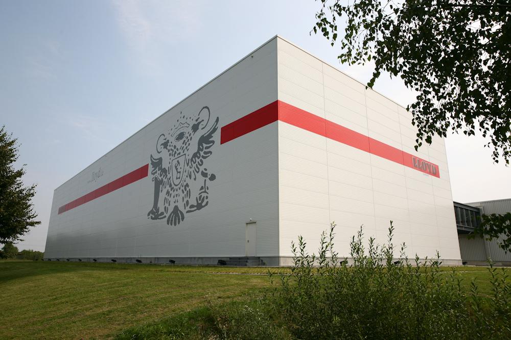 promo code 1c252 f570b Gewerbe / Industrie - Landwehr & Partner | Architekten ...